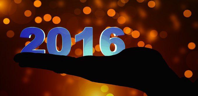 Jahrenrückblick 2016